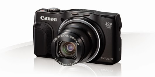 Camera review Canon SX700HS
