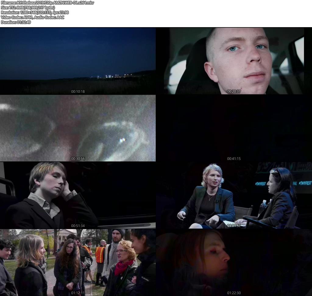 XY Chelsea 2019 720p AMZN WEB-DL x264 | 480p 300MB | 100MB HEVC Screenshot