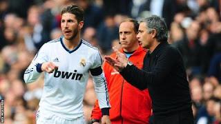 Big Rumours Of Mourinho Links To Real Madrid Is 'Disrespectful'- Ramos