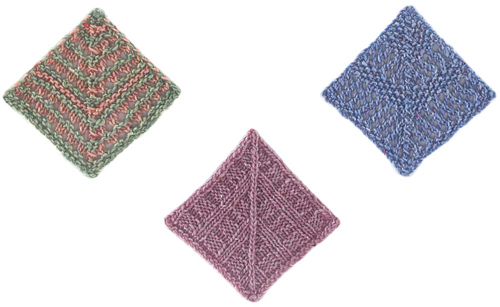 Knit Mitered Square Directions