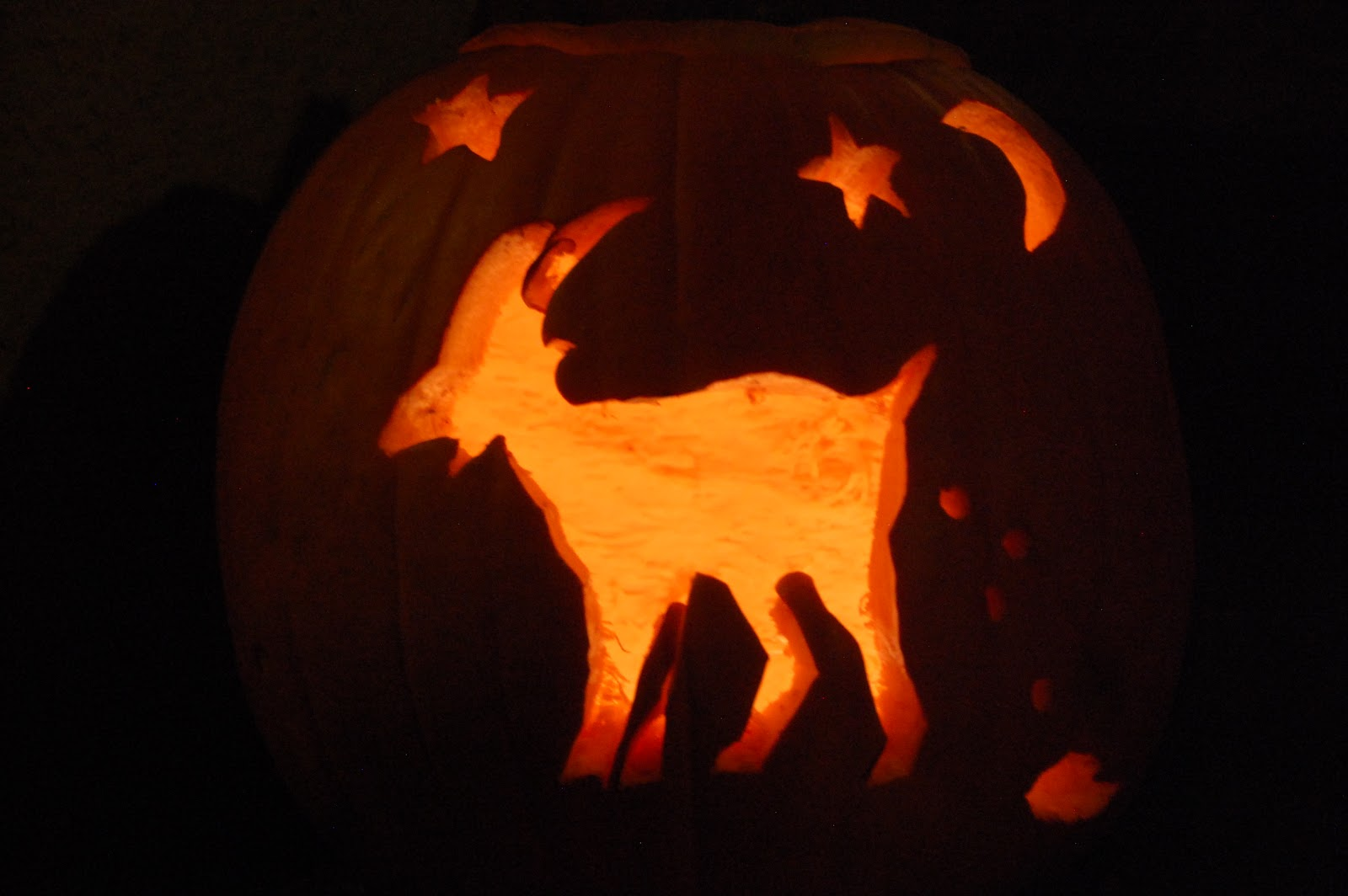 Goat Worship A Halloween Exclusive Root Simple
