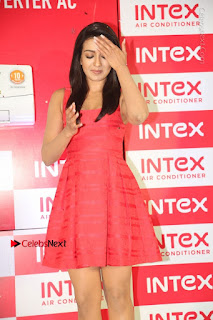 Actress Catherine Tresa Unveils Intex Air Conditioners  0002.jpg