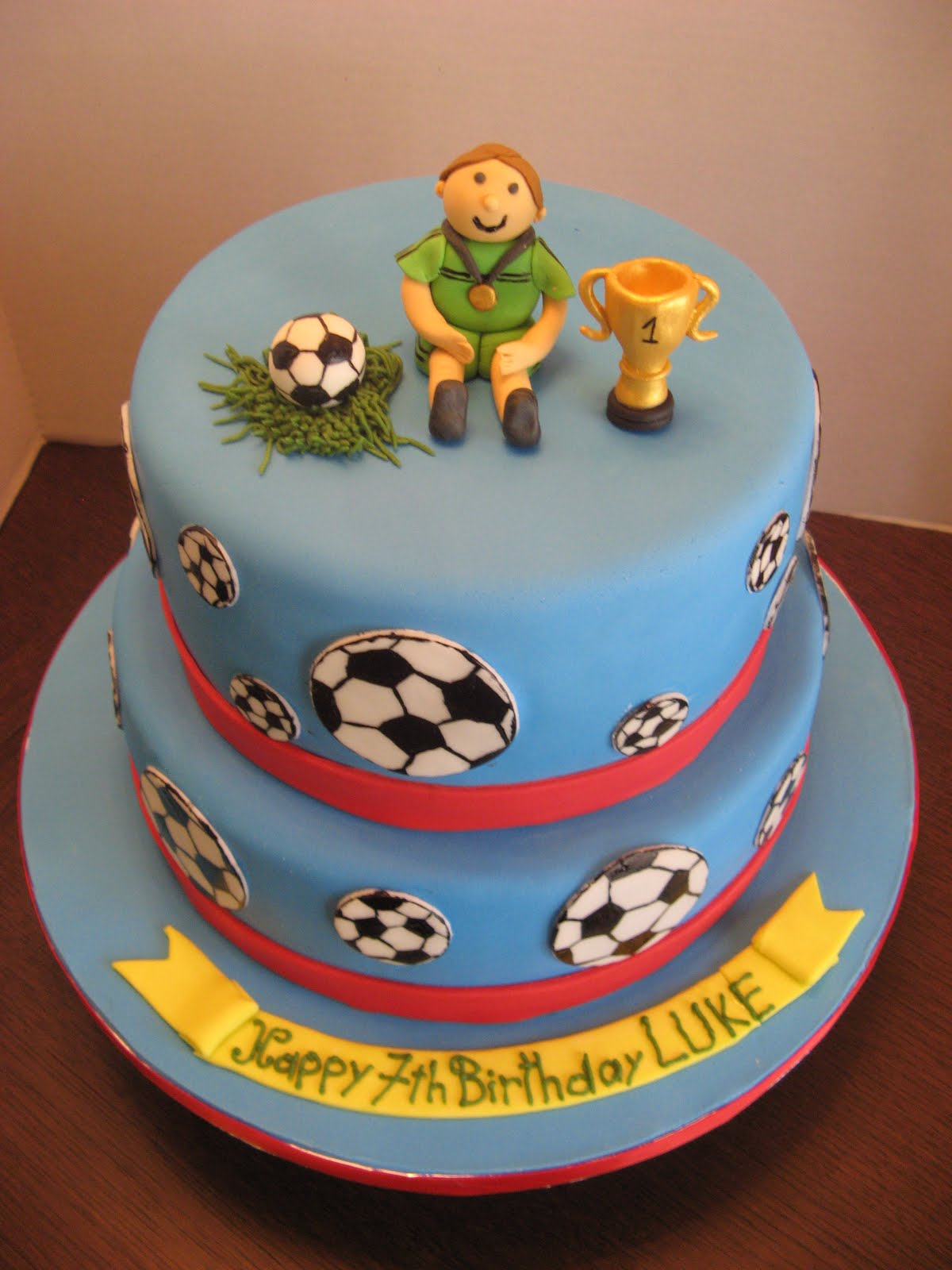 Cakes By Raghida Boys Birthday