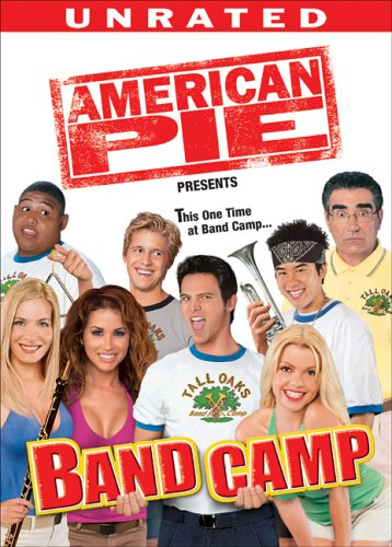 Poster of (18+) American Pie Presents Band Camp 2005 UnRated 720p English WEB-DL Full Movie