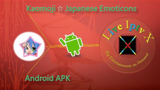 Japanese Emoticons APK
