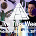 Live This Week: February 19th - 25th, 2017