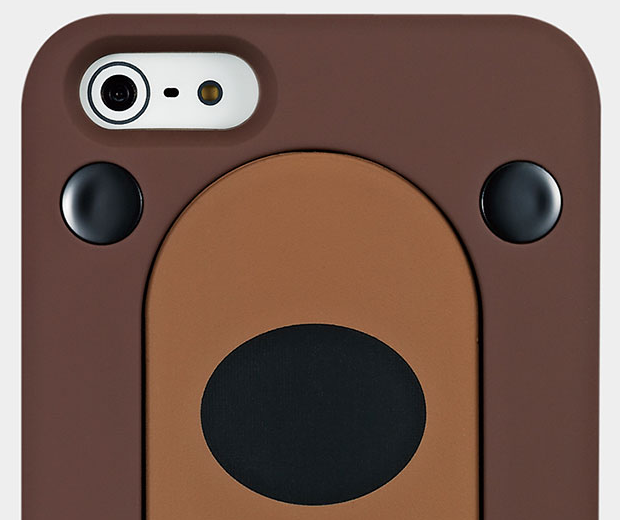 Snapstand iPhone5 Bear / Pig Case