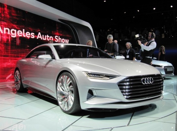 Here Is The Latest 2019 Audi A8: A Super-luxury Self-driving Sedan