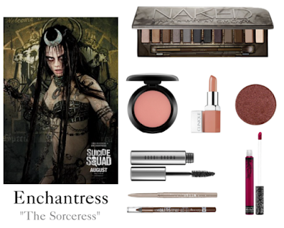 enchantress make up
