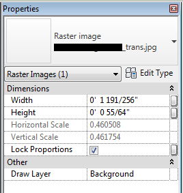 Revit Coaster: Setting an Image's Visibility to Off in a Family