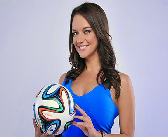 FifaOnTheRocks: FIFA World Cup 2014 - Hot Female Tv Presenters