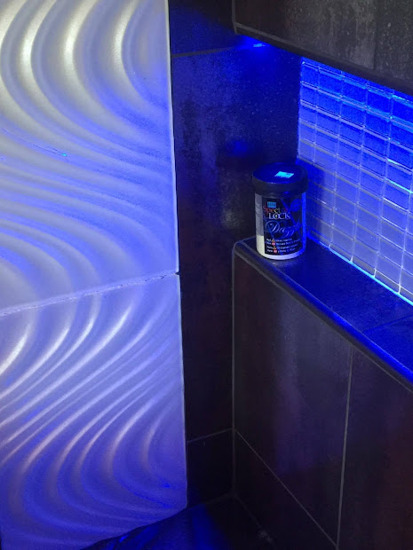 Glow in the Dark Grout Additive