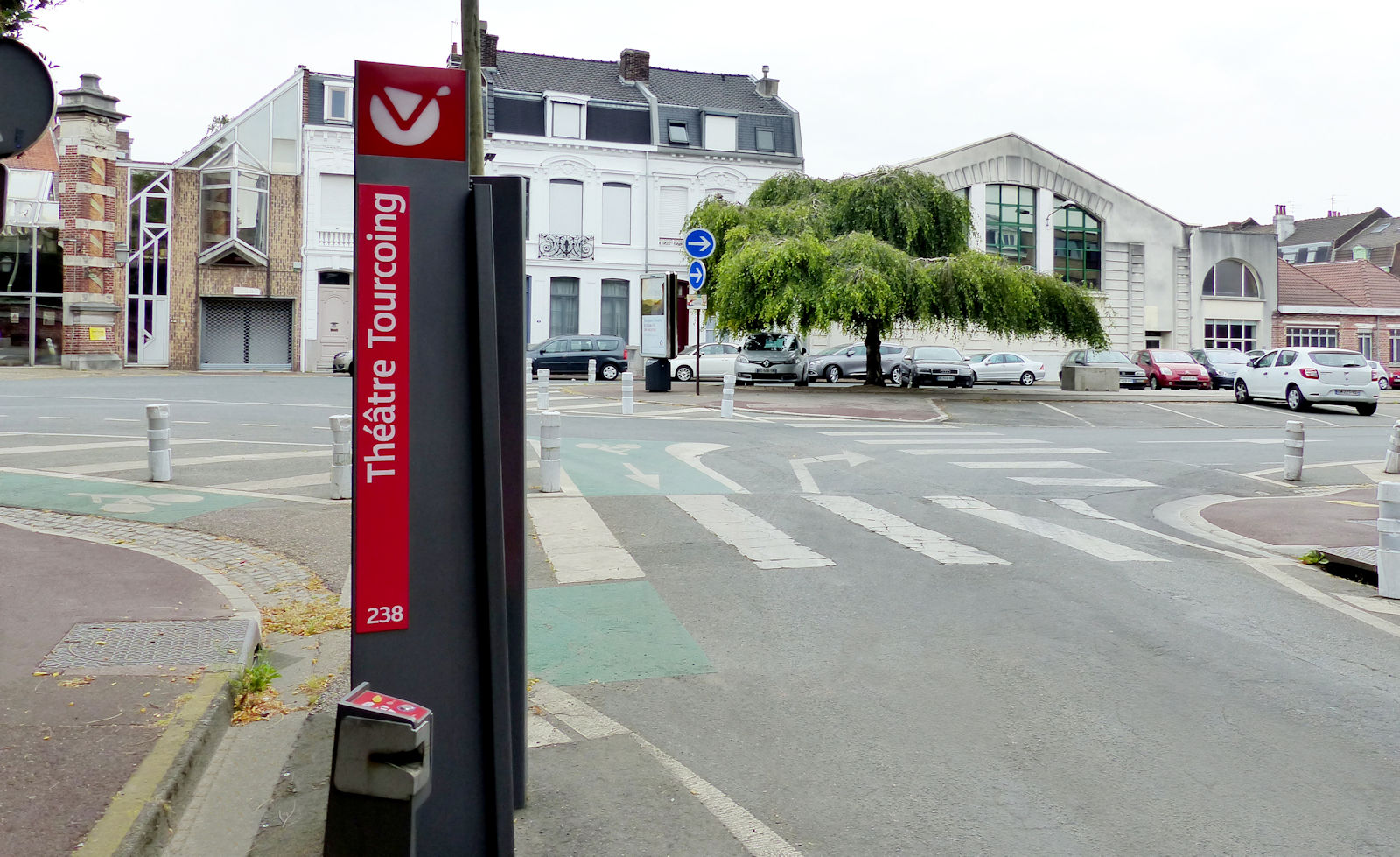 """Station V'Lille """"Théâtre"""", Tourcoing"""