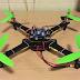 تعلم صناعة Quadcopter بنفسك و عمل تصميم لها و التحكم بيها بسهوله