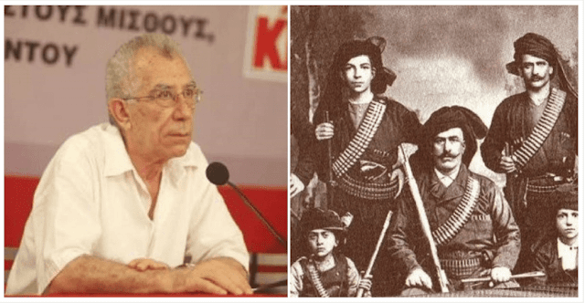 ΚΚΕ Μαϊλής: «Οι πόντιοι ήταν ναζί. Καλά έκανε και τους έσφαξε ο Στάλιν»