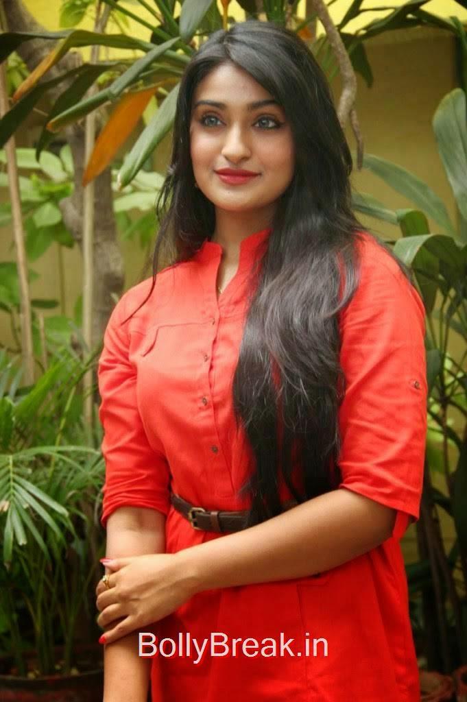 Tamil Actress Jai Quehaeni, Actress Jai Quehaeni Hot Pics in red Dress