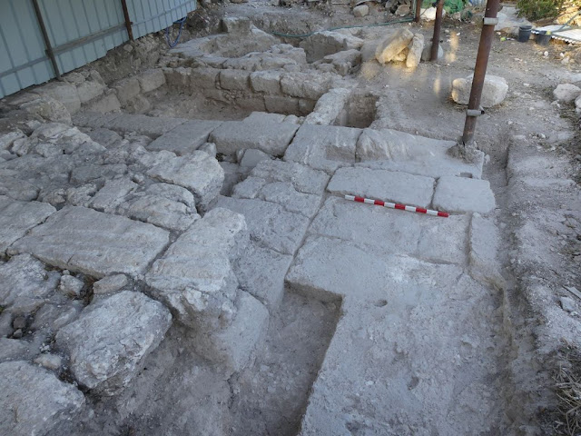 Remains of Roman era gate discovered at Israel's Beit She'arim