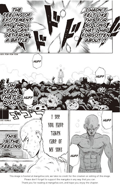 ONE PUNCH MAN CHAPTER 4 Page 15