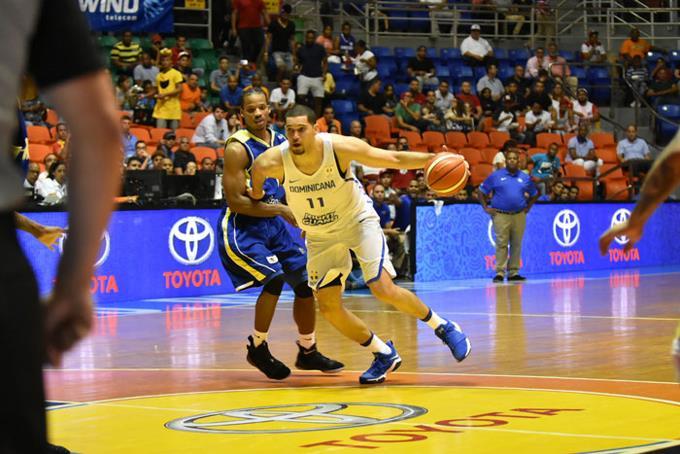 La selección de basquet Dominicana tuvo un buen inicio tras vencer 99-89 a Islas Vírgenes en clasificatorio para la Copa Mundial