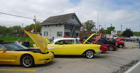 Bagnell Dam Car Show