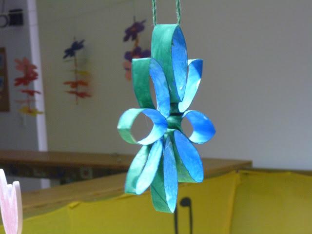 Kindergarten Dekoration Frühling Sommer