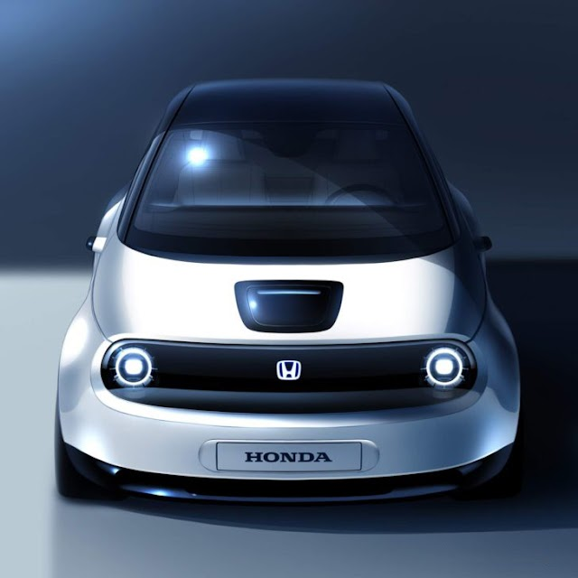 Mobil Honda Urban EV Sabet Gelar Car of The Year 2019 Namun Belum Diproduksi