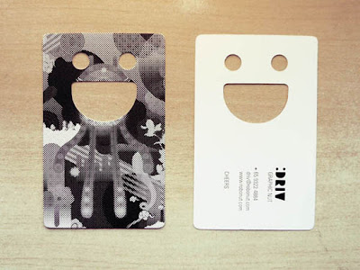 Unique Business Cards and Creative Business Card Designs (15) 4