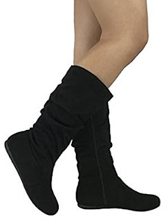 Wells Collection Womens Wonda Boots