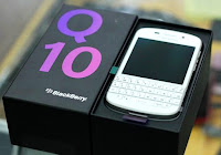 Handphone Blackberry Q 10