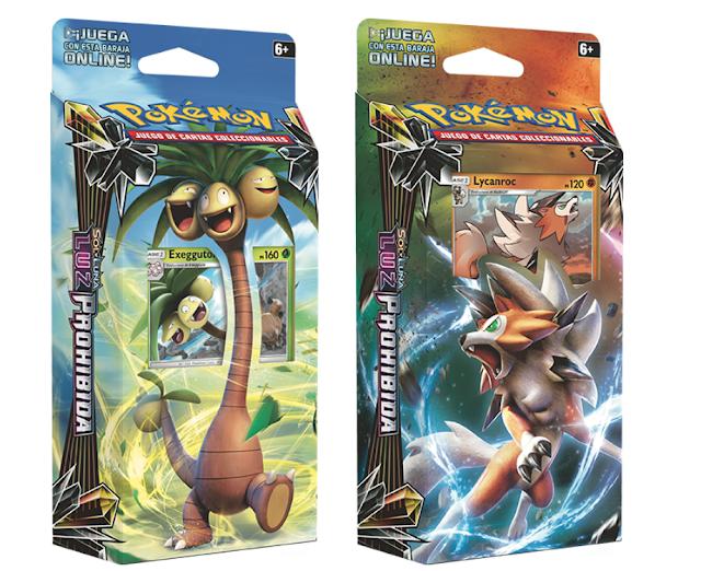 Llega nueva expansión de cartas de Pokémon: Luz Prohibida