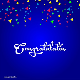 new greetings congratulations images