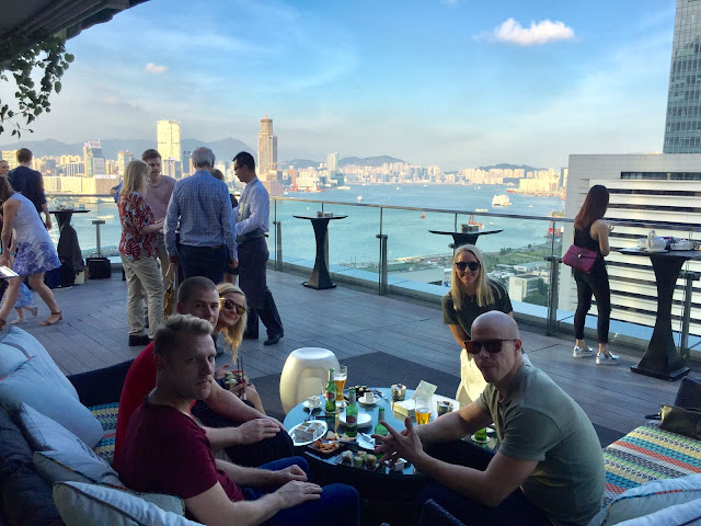 Top 5 Rooftop Bars in Hong Kong Restaurant View Harbour Skyline Central Sevva