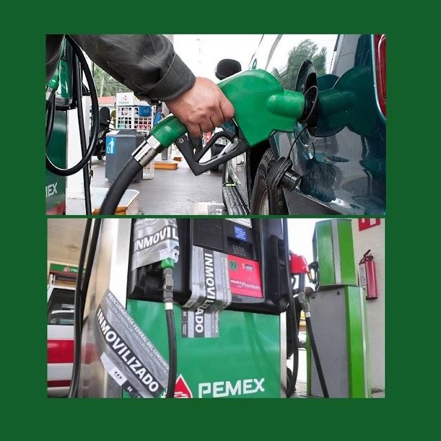 Con multas gasolineras de expresidente municipal
