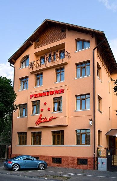 Cazare hotel pensiune la munte - Oferta cazare Pensiunea Ambient Brasov_Romania.