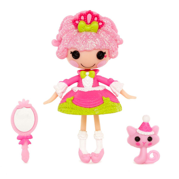 lalaloopsy super silly mini jewel