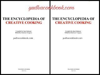 THE ENCYCLOPEDIA OF CREATIVE COOKING By Jane Solmson