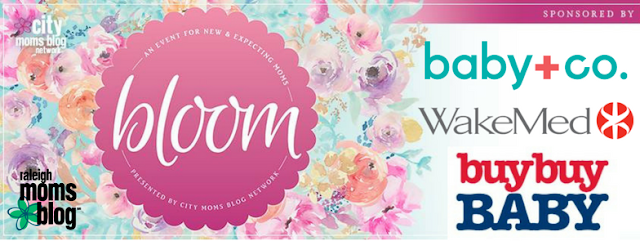 Bloom Raleigh Cloth Diaper Revival
