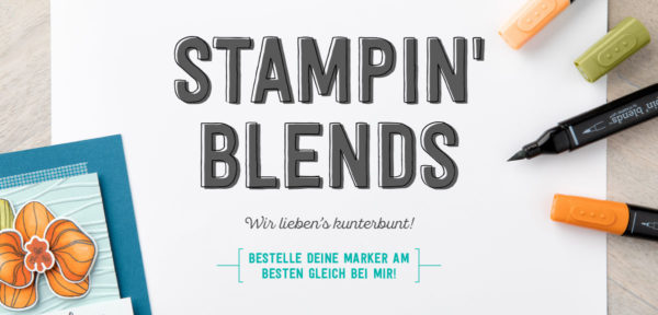 Stampin´ Blends