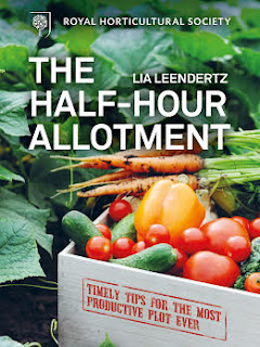 Cover picture - RHS: The Half-Hour Allotment by Lia Leendertz