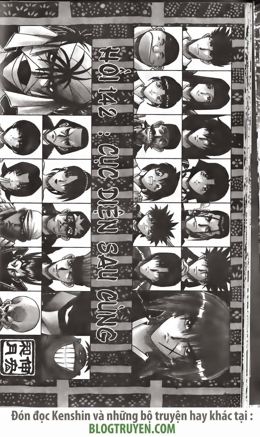 Rurouni Kenshin chap 142 trang 3