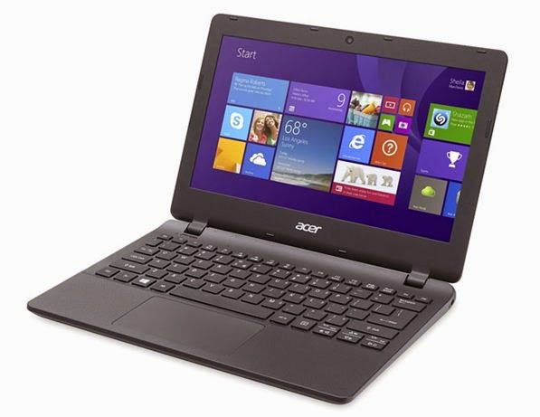 Acer Laptop Aspire ES1-111 driver download