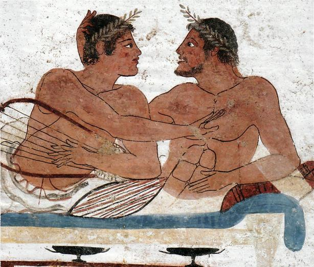 an analysis of homosexuality in ancient greece By contrast, ancient greek homosexuality is now a popular topic, and those who argue for full acceptance of the homosexual lifestyle regularly appeal to these practices another common form of homosexuality in classical greece originated in the symposion, an aristocratic male drinking group.