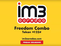 Nikmati Layanan Internet Tanpa Batas dengan IM3 Freedom Combo