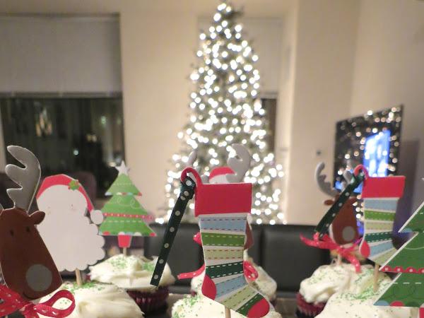 Red Velvet Cocktail Cupcakes