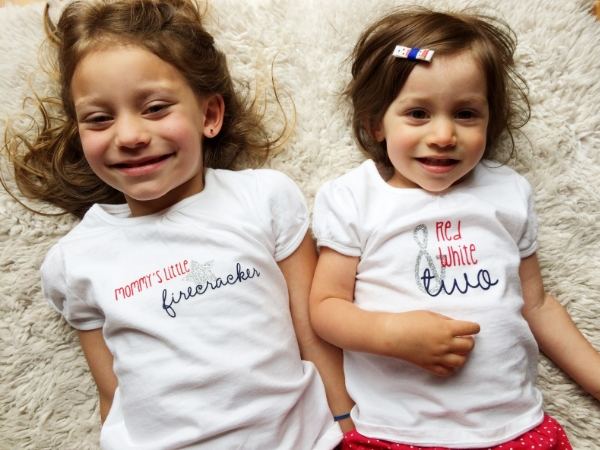 Stars and Stripes, 4th of July toddler fashion and a Giveaway