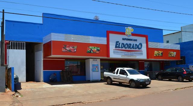 Supermercado Eldorado atenderá até às 11h30 deste domingo