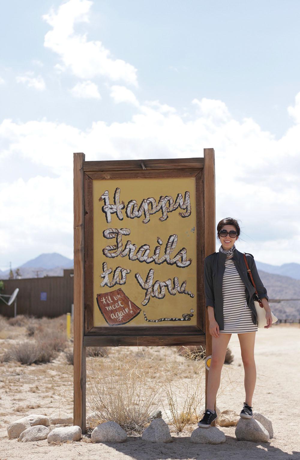 Adrienne Nguyen_Fashion Blogger_Invictus_DIY Striped Shirt Dress_Palm Springs_BIg Bear