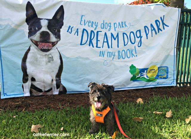 Beneful Dream Dog Park Project in Miami