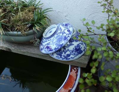 アンティーク茶碗