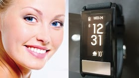 The World's First Health Smartwatch With Breakthrough Biometric Technology
